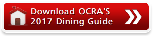 Download OCRA'S 2017 Dining Guide