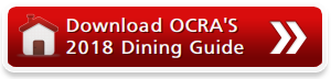 Download OCRA'S 2018 Dining Guide